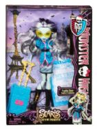 Monster High Deluxe Doll Scaris City Of Frights - Frankie Stein